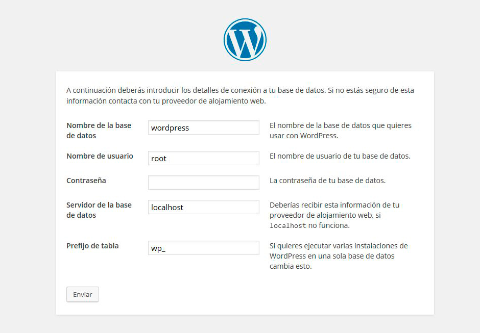 configuracion-conexion-wordpress