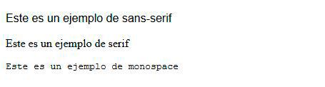 serif-sanserif-monospace