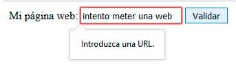 input url html5